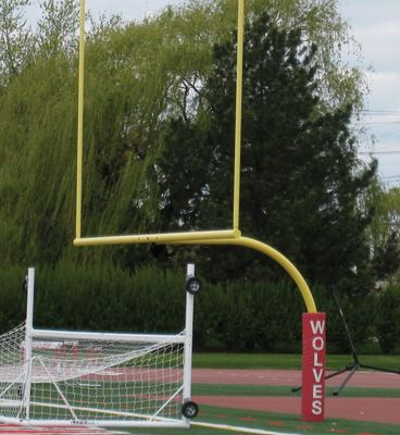 Protection for Football Stadiums | Baseball Outfield Fence